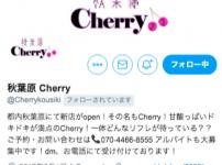秋葉原cherry